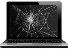 Cracked LCD Repair